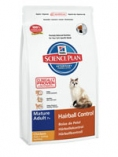 Hairball Control pui - 1,5kg - Hill's feline Mature Adult 7+