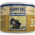 Conservă câini Curcan 200g - Happy Dog hrana umeda happy dog
