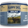 Conservă câini Vânat 200g - Happy Dog