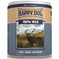 Conservă câini Vânat 400g - Happy Dog