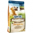 Natur Croq Vită/Orez 15kg. - Happy Dog