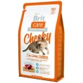 Cheeky Living Outdoor 2kg Cat - BRIT hrana uscata brit
