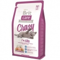 Crazy Kitten 7 kg - BRIT hrana uscata brit