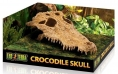 DECOR EXO TERRA CROCODILE SKULL